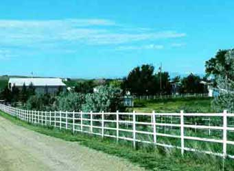 Pastures used for Pasture Boarding